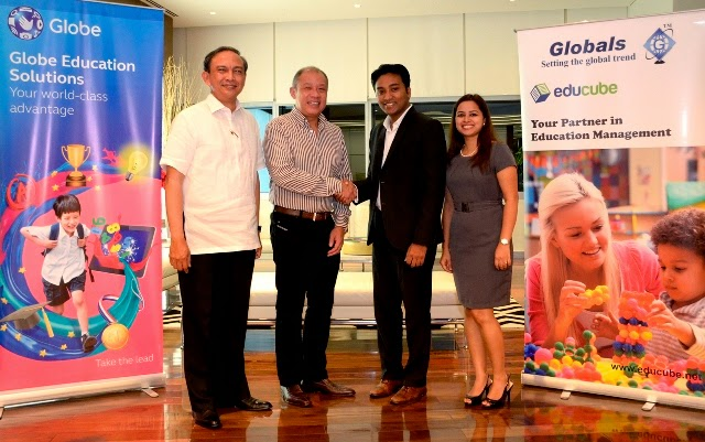 Globe sparks revolution in Philippine education