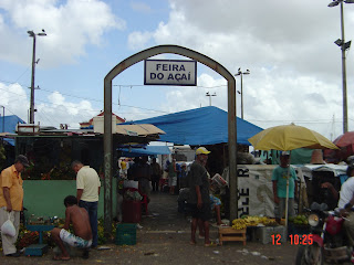 mercado do açaí - mercado do ver o peso