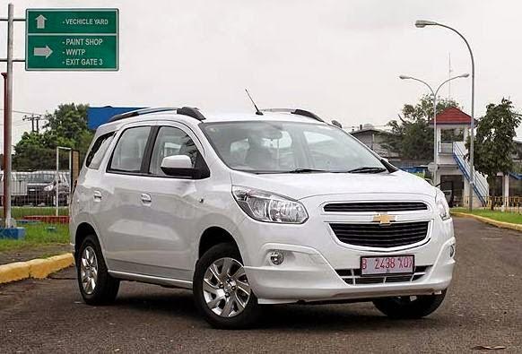 Chevrolet Spin Diesel Kelebihan Dan Kekurangan Mobilku
