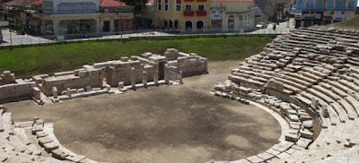 «Ανάσα» για το αρχαίο θέατρο Λάρισας