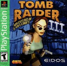 Download - Tomb Raider III - Adventures Of Lara Croft - PS1 - ISO