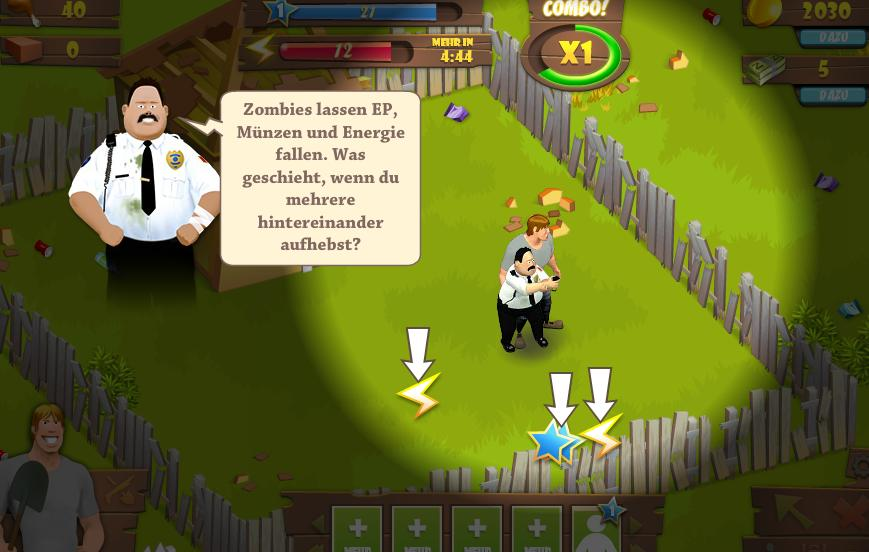 zombie lane spielen