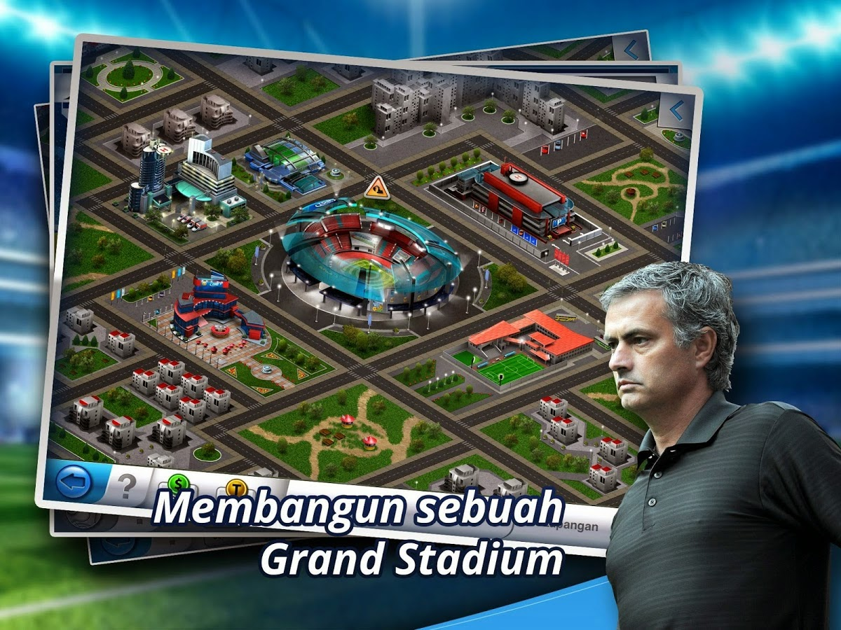 Download Games Android Top Eleven Manager Football Terbaru Asik - 3