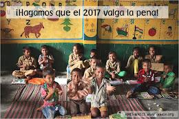 ¡HAGAMOS QUE EL 2017 VALGA LA PENA!
