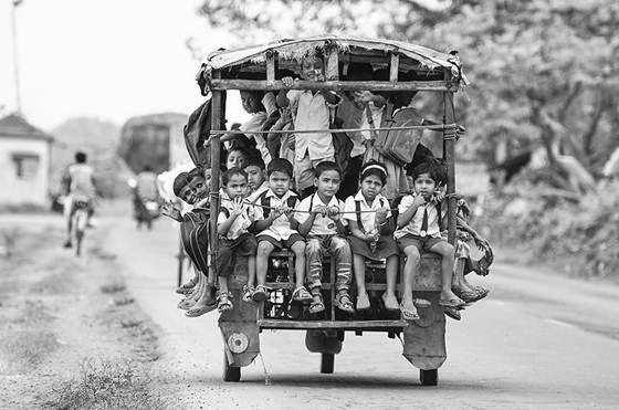 tuktuk india beldanga