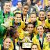 Seleção feminina de futebol conquista título sobre campeãs olímpicas
