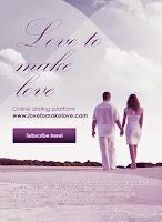 Love To Make Love Online Dating Platform