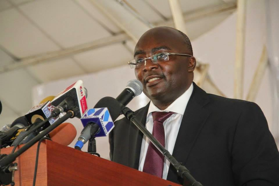 NPP to introduce 10-year power plan to end power crisis - Bawumia