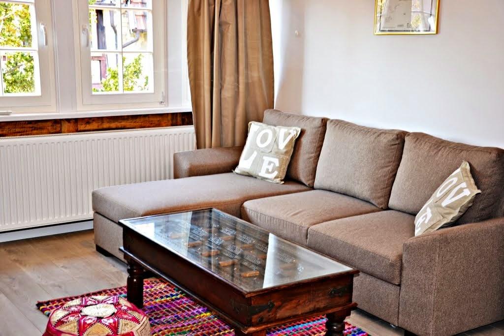 Apartament Marokański