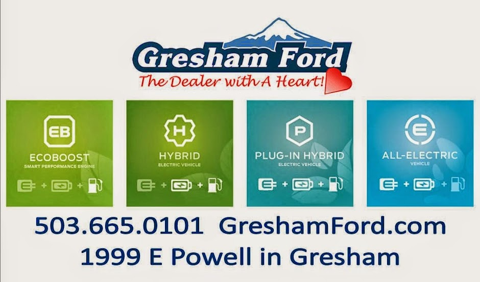 Gresham Ford Making Going GREEN Easy!