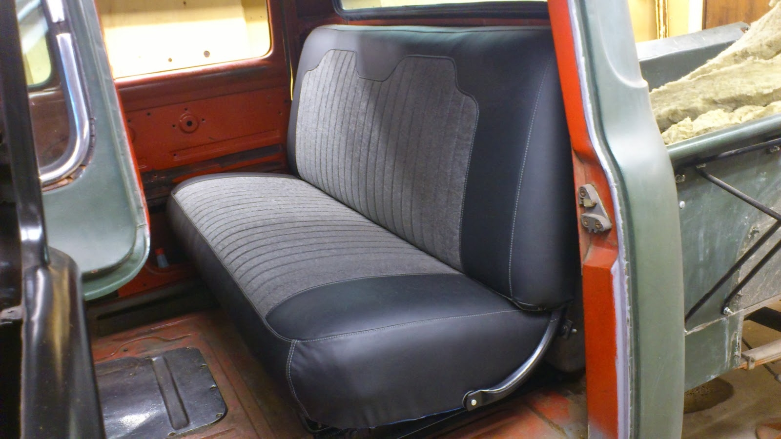 Bench seat pictures ford truck enthusiasts forums