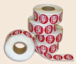 How to Choose Custom Roll Labels