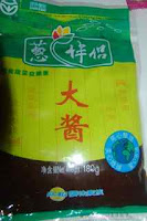 Chinese soya bean paste