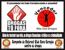 CAMPANHA DE DROGAS