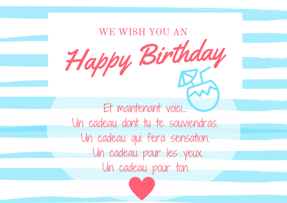 Petitemaispasque - Organiser un anniversaire surprise ...