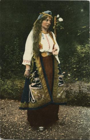 Albanian women(Sarajevo)