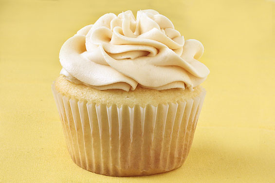 Gourmet Vanilla Cupcake Recipes