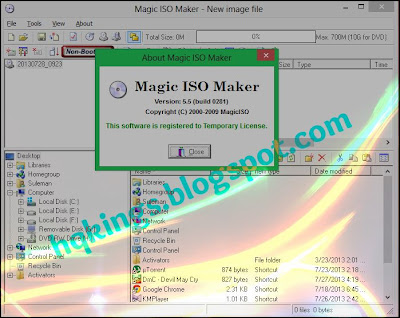 Magic ISO Maker v5.5