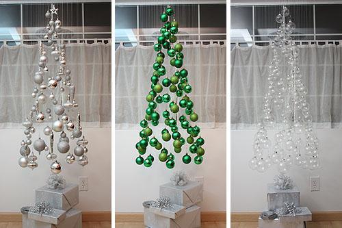 Arbol de Navidad invisible o flotante, muy facil