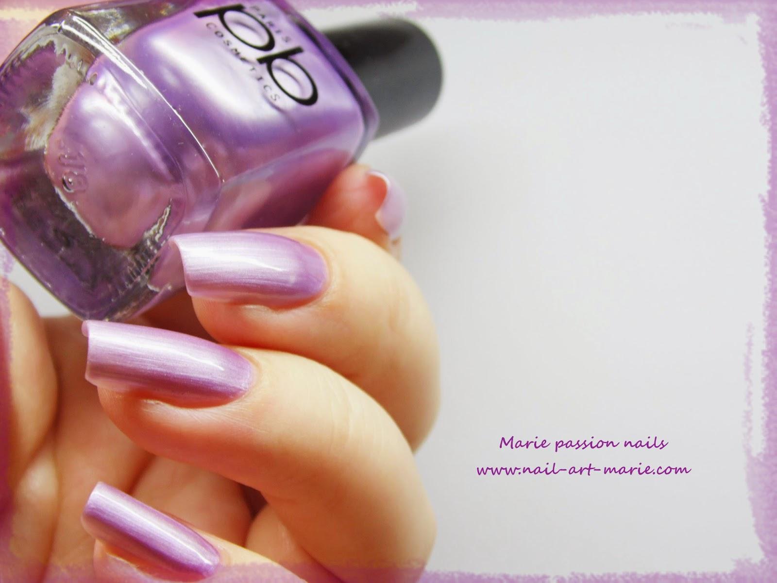 PB Cosmetics Violet Argent5