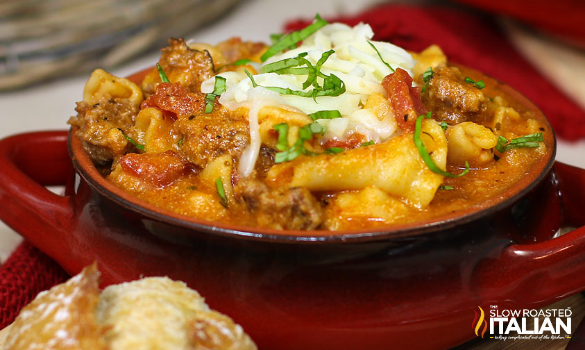 ... Italian - Printable Recipes: Ultimate Three-Cheese Lasagna Soup