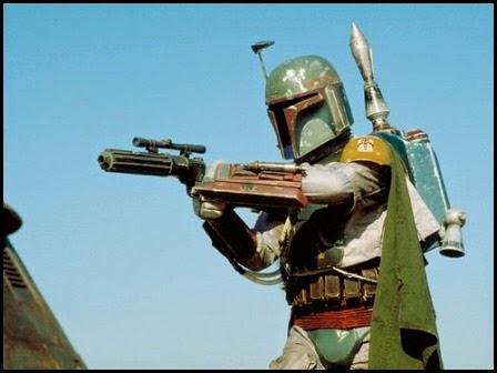 "Boba Fett ""El retorno del Jedi"" (1983)"