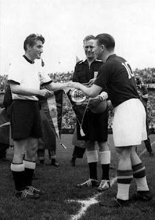 Final 1954, Suiza