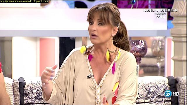 Beatriz Cortazar escote