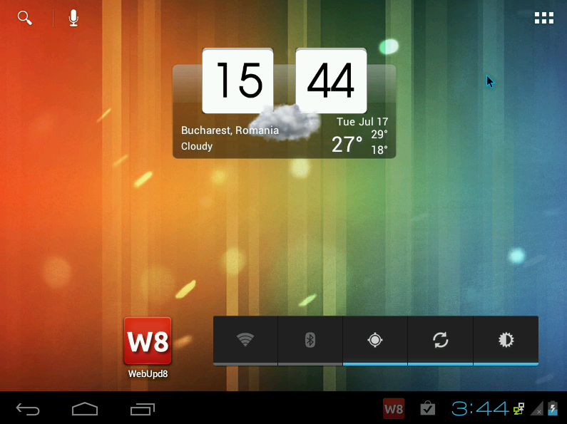 Android-X86 4.0.4 (ICS) RC2 Released With ARM Translator ...