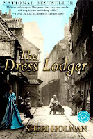 Cover of The Dress Lodger by Sheri Holman