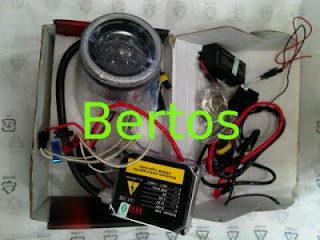 HID ANGLE EYE PLUS PROYEKTOR