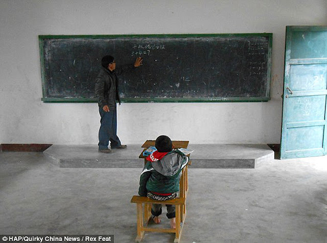 School for one child