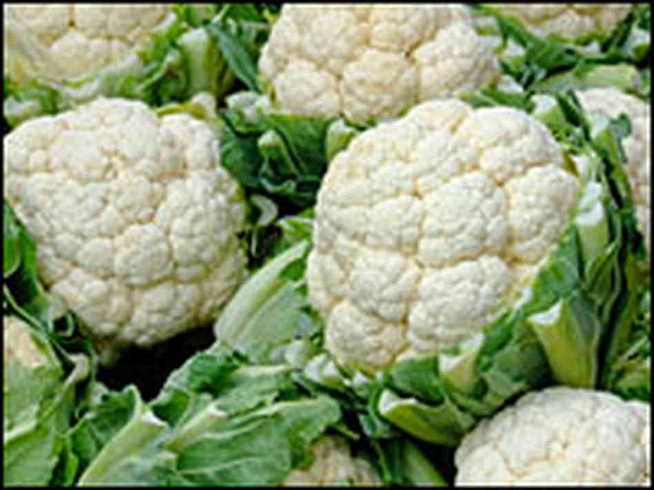 cauliflower Foods That Boost your Brain and Memory