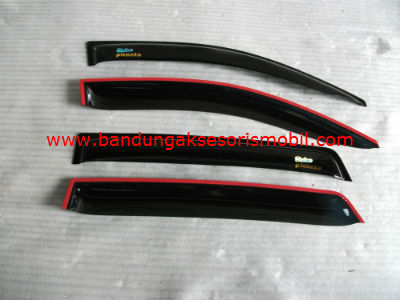Talang Air Picanto / New Picanto Original Black Depan Belakang