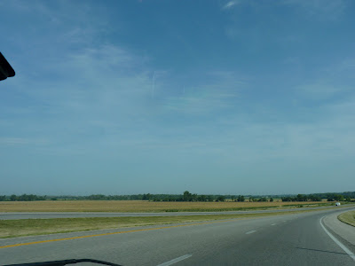Missouri: still flat