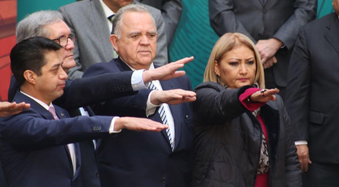 Designan a Edel Álvarez Vicepresidente de la Comisión Nacional de Tribunales Superiores de Justicia