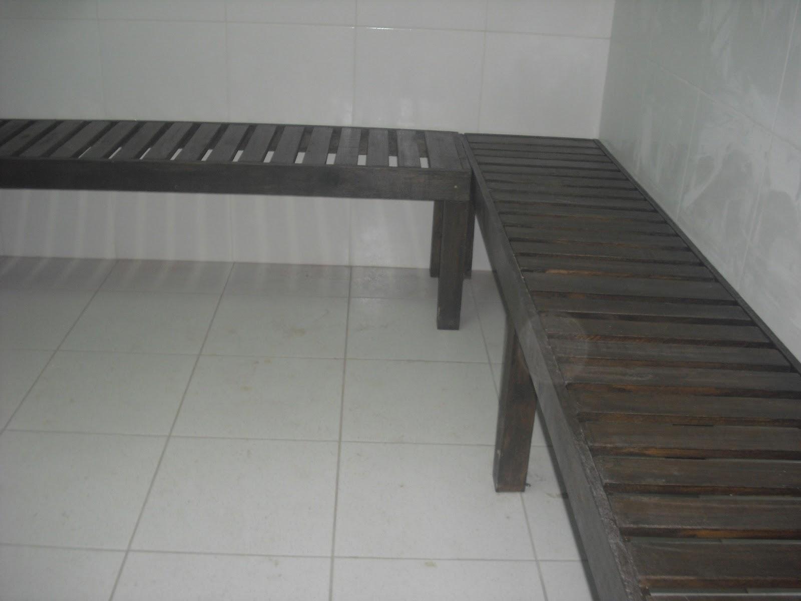 JP Cadeiras Artesanais: bancos de madeira maciça para vestiario #57504A 1600x1200