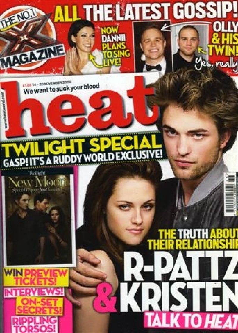 Celebrity Gossip Magazines