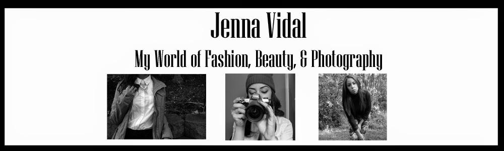 Jenna Vidal