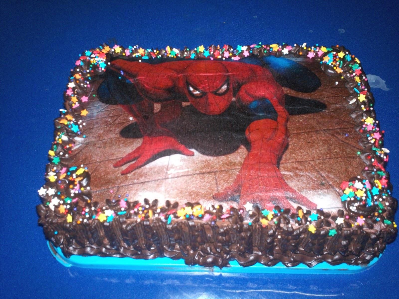 Lidy lapa bolos e decoraes bolo homem aranha bolo homem aranha altavistaventures Image collections