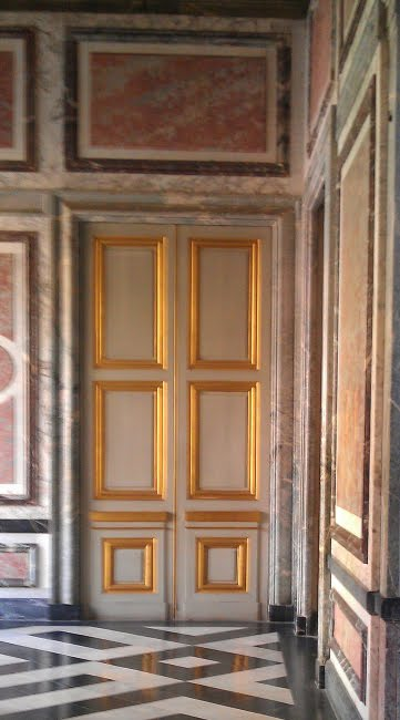 Continuing with the door obsession. & Whitehaven: Doors of Versailles