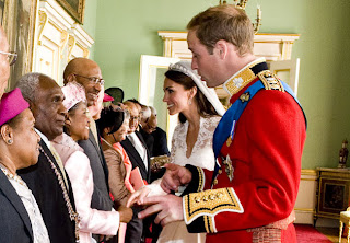 16 Mais detalhes do Casamento Real...!