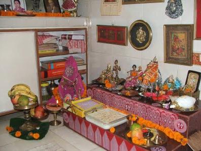 Poojaghar Mandir Bnvaane ke Mahatvpurn Tips