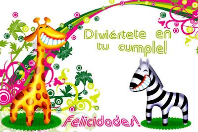 postales para dedicar feliz cumpleaños