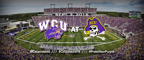 Cats travel to ECU in 2016