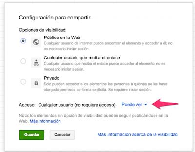 """Insertar en Web Documento de Google Drive2"""