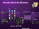 Purple Dark S^3 By Khawar