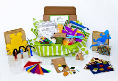 Includes At least 3 earthfriendly projects per month that will  Easy Crafts For Kids Ages 2-3