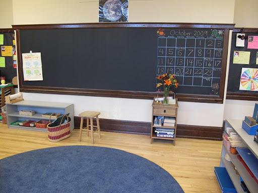 Modern Montessori Classroom : A suburban homesteader in san diego waldorf vs montessori