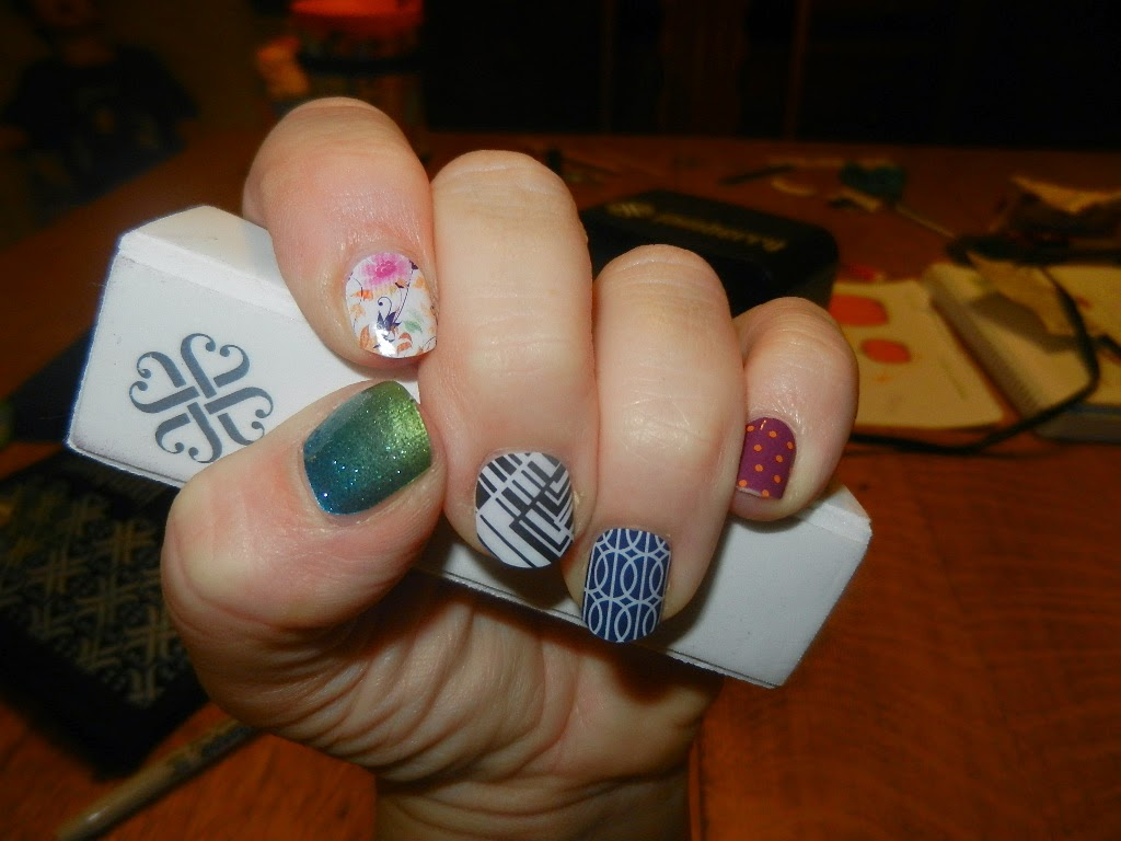 The Kerrie Show: Funny and Offensive Product Review: #Jamberry Nails
